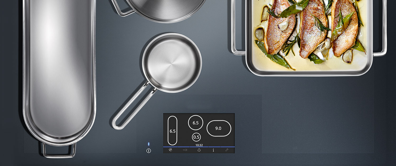 Küche - Kochfelder