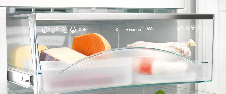Küche - Kühlschrank