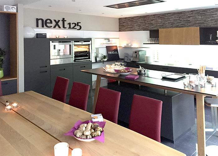 next125 Küche – Küchenstudio Vinopal in Allersberg bei Neumarkt und Nürnberg
