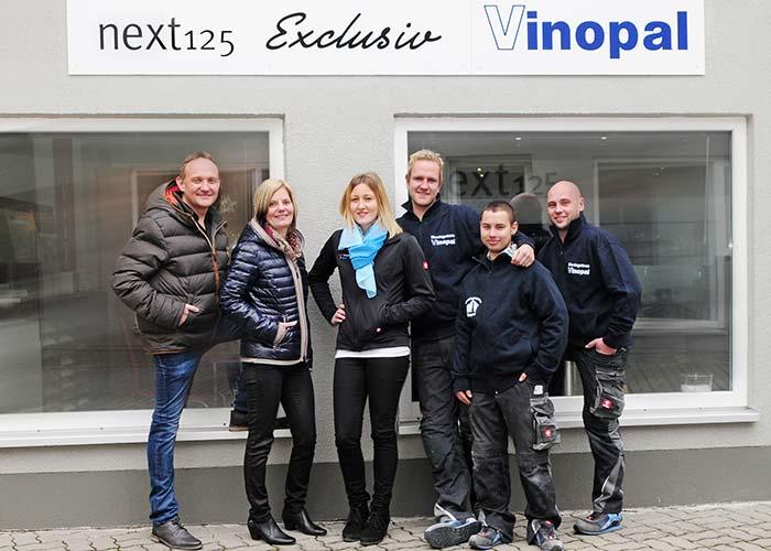 Team Vinopal - Küchenstudio Vinopal in Allersberg bei Neumarkt und Nürnberg