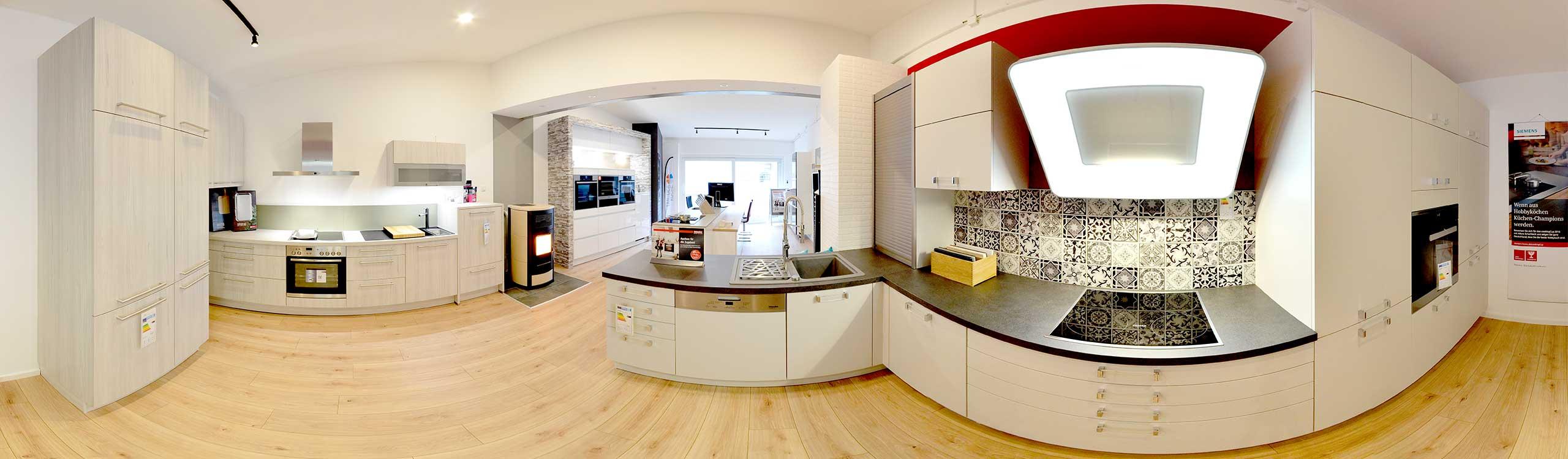 Küchenstudio Vinopal – 360 Grad virtueller Rundgang